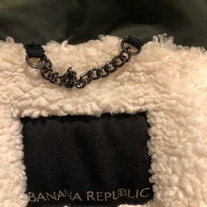 Banana Republic Winter Coat